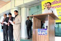 NHPC observes Samvidhan Diwas