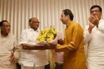 Udhhav to be sworn-in as Maharashtra CM on Thursday