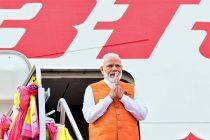 PM Modi leaves for Bangkok, flags India concerns on RCEP