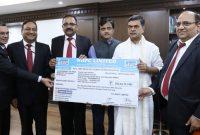एनएचपीसी ने दिया 552.45 करोड़ रुपए के अंतिम लाभांश का भुगतान