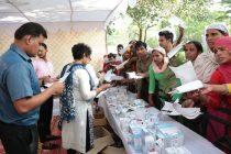 NHPC organizes Free Medical Camp