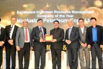 HPCL along with its JV HMEL bag three coveted awards at FIPI Oil & Gas Awards