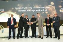 IndianOil bags FIPI's 'Sustainably Growing Corporate of the Year' Award