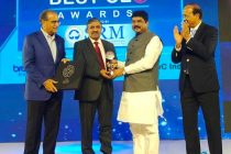 B C Tripathi, former GAIL CMD, receives 'Best CEO' Award