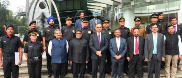 Chairman, IndianOil inaugurates Security Week