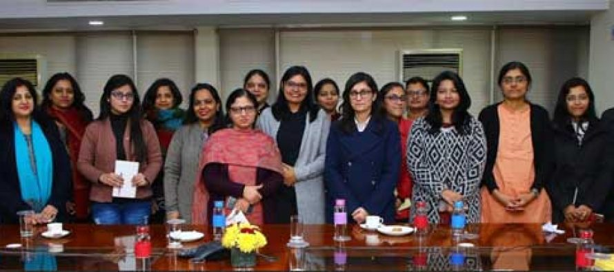 REC Organises Session on Legal Rights for Women