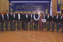 REC Hosted the 24th Inter-CPSU Badminton Tournament in New Delhi