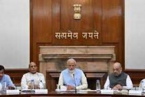 Cabinet approves creation of the post of Chief of Defence Staff in the rank of four star General