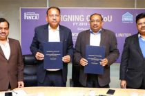 NBCC SIGNS MoU WITH ITS SUBSIDIARY HSCL