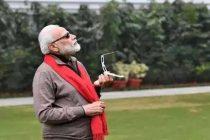 Solar Eclipse: Despite 'cloud cover' in Delhi, PM's moment with the Sun