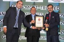 HP Gas recognised as Asia's Most Trusted Brand 2019