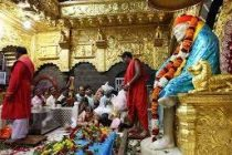Shirdi Sai Baba temple gets donations of Rs 287 cr in 2019