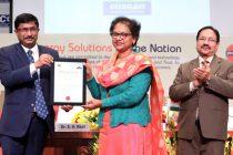 N K Jain, Director, Personnel NHPC addresses OCCUCLAVE 2019