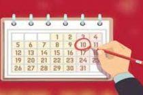 The 2020 Culture Calendar