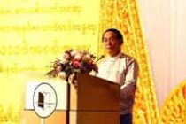 Myanmar President calls for people's role in development