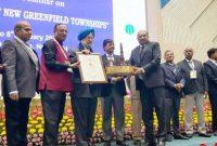 NBCC BESTOWED IBC AWARDS