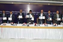 "Launch of ""IPDS Calendar 2020"" by MoS for Power, New & Renewable Energy R K Singh"