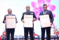 Launch of World-Class HFHSD-IN 512 for Indian Navy developed by IndianOil