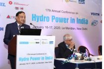 CMD, NHPC delivers keynote address during '17thAnnual Conference on Hydro Power in India'