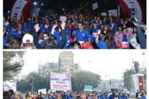 HPCL employees participate in Mumbai Marathon in support of ADAPT