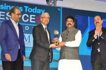 CMD HPCL Conferred Business Today Best CEO (Oil and Gas) Award