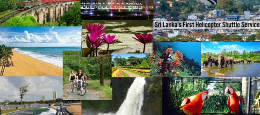 Sri Lanka aims at doubling tourist arrivals in 2020