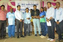 Brief report on NLC India Cup Kabaddi Tournament