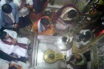 Sri Lankan PM offers prayers at Kashi Vishwanath temple