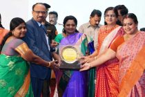 "NLCIL won WIPS ""Best Enterprise Award"""