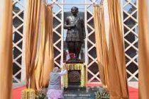 Modi unveils tallest Deendayal Upadhyaya statue