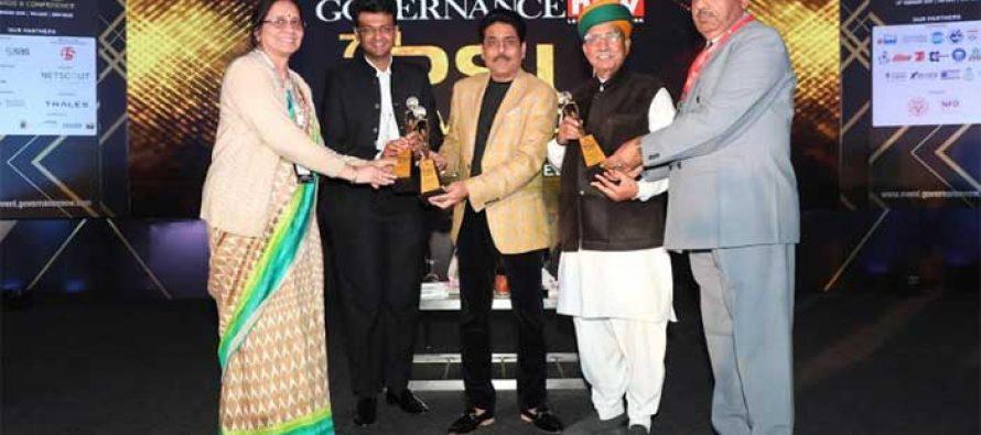 BHEL wins Governance Now PSU Awards 2020 in three categories