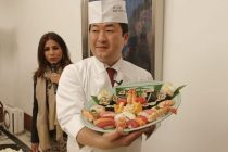 """Japanese Embassy in India organises """"An Evening with Japanese Food 2020"""" to promote Japanese food in India"""