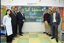 Delhi Government and CII Delhi organize a visit to a Government School for the Mayor of Calgary, Canada