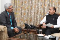 CMD, NHPC meets Chief Minister of Himachal Pradesh