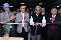 Secretary (Power), Govt. of India, inaugurates Women's Convenience Lounge at Barakhambha Metro Station