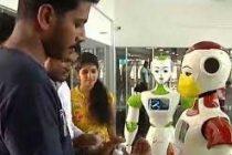 This Kochi village has robots spraying sanitizer