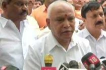 Yediyurappa flags-off Bengaluru-Solapur RO-RO train