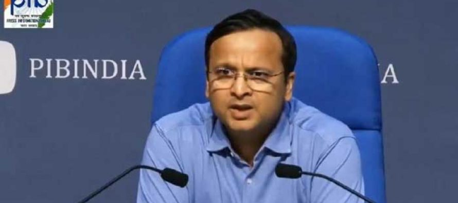 Health Ministry official Lav Agarwal tests Covid-19 positive