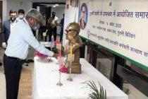 NHPC observes 129th birth anniversary of Bharat Ratna Babasaheb Dr. Bhimrao Ambedkar