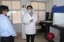 SAIL's COVID-19 Testing Lab starts functioning at Ispat General Hospital, Rourkela, Odisha