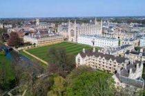 Cambridge University moves all classes online until summer 2021