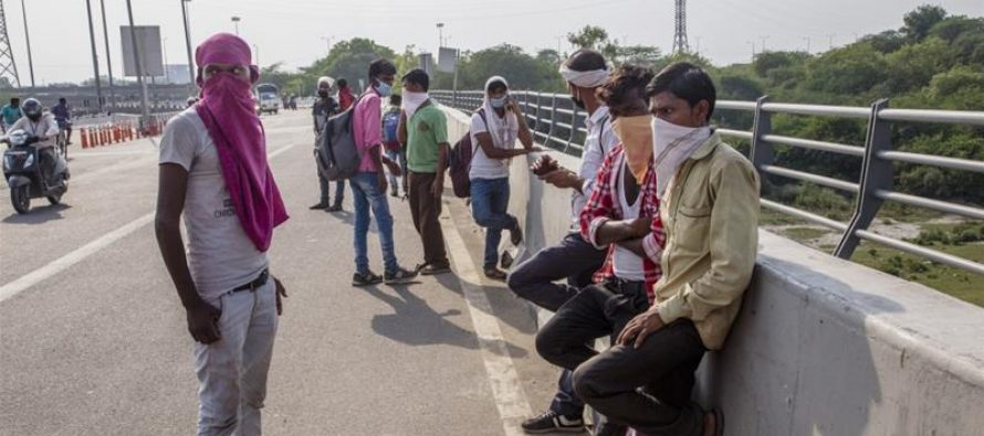UP buses to carry migrants, no movement on foot