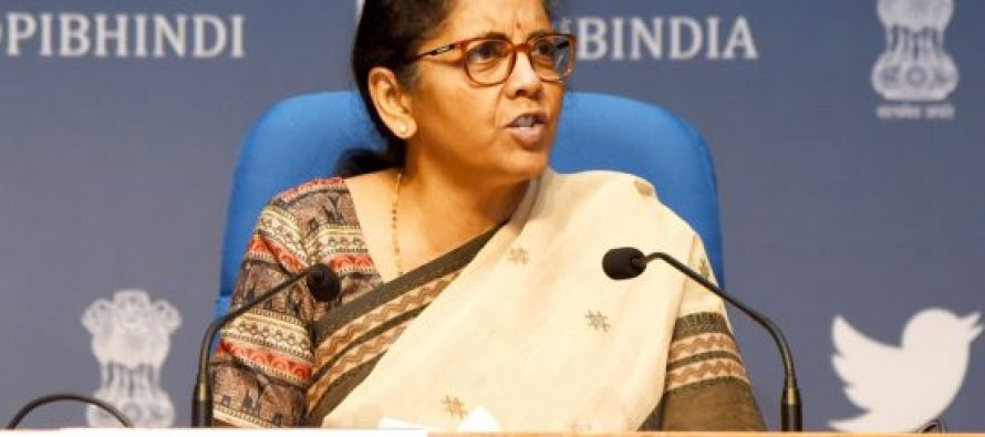 FM announces Rs 18,000 cr additional outlay for PMAY-Urban
