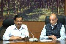 Delhi LG meets CM, discusses strategy for containment zones