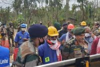 Blowout in Gas Well of Oil India Limited at Baghjan, Tinsukia District, Assam 19 June 2020