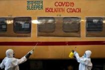 Railway Deploys 2670 Covid Care Beds at 9 Railway Stations