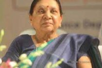 UP Guv Anandiben Patel given additional charge of MP