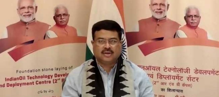 Market-friendly OALP driving self-reliance in energy sector : Pradhan