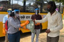 REC Limited pledges to distribute essentials packets to 5000 labourers and the needy