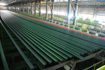 SAIL rolls out and dispatches first rake of R 260 grade Vanadium Alloyed special grade Prime Rails to Indian Railways